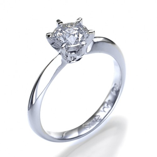 The history of diamond engagement rings chicmags for History of wedding rings