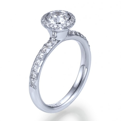 The History Of Diamond Engagement Rings ChicMags