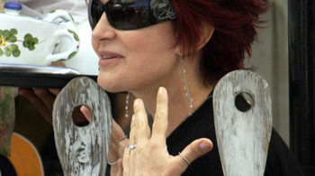 Sharon Osbourne Watch