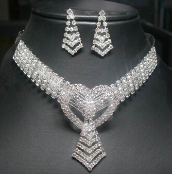 Wedding JewelryChose with Care for your Wedding Day ChicMags