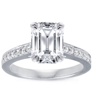 Emerald-Cut Diamonds
