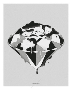 Diamonds Are the Hardest Substance on Earth
