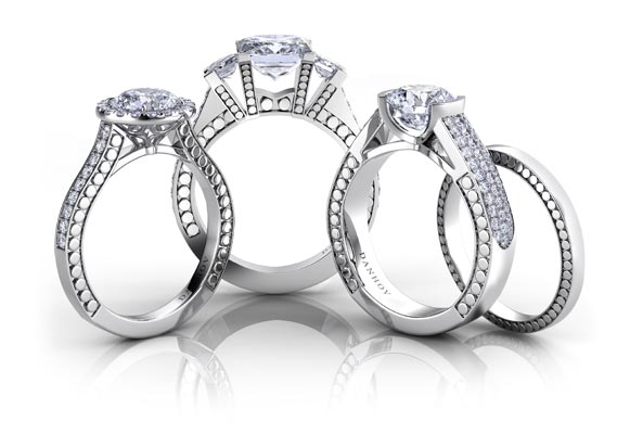 The History Of Wedding Rings ChicMags