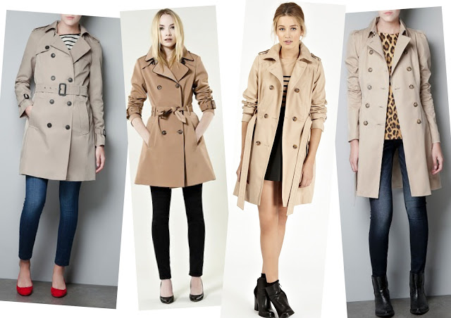 How to style: trench coats for women