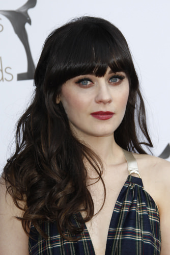 Heavy Bangs hairstyle