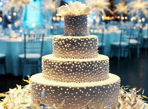 Wedding Cake At Home Your