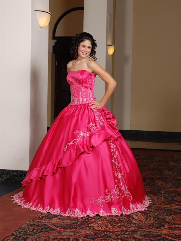 Top 5 Colors In Quinceanera Gown Dress - ChicMags