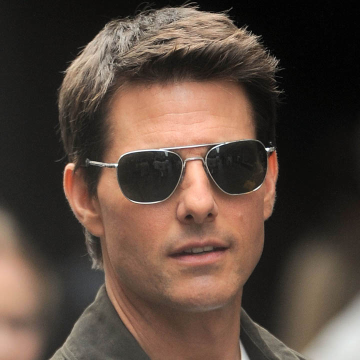 Top 3 Movies Where Tom Cruise Looked Dashing In Sunglasses Chicmags