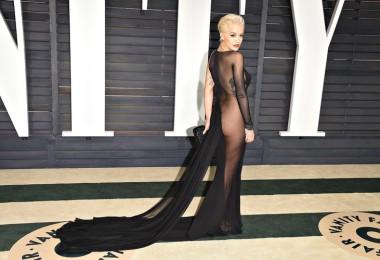 Rita Ora oscar 2015