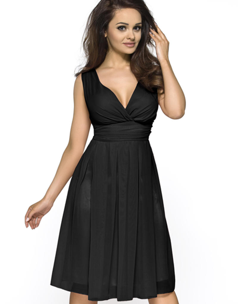 All occasion black dress