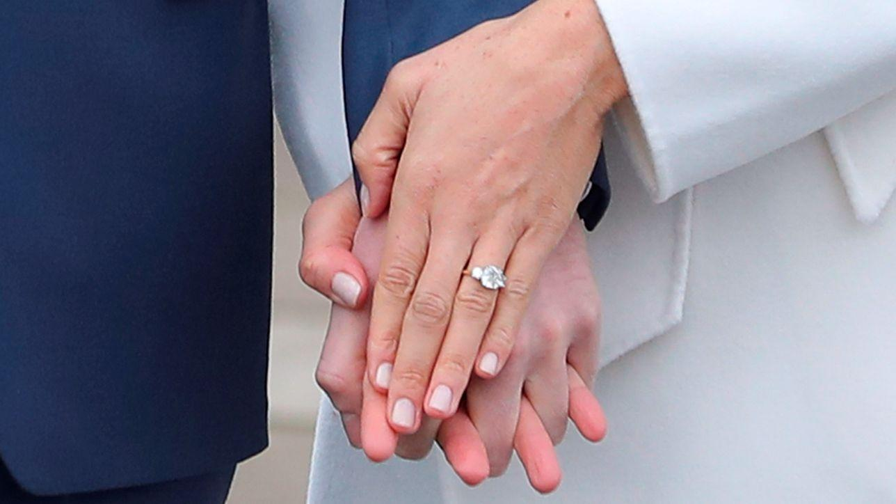 Purchasing a Ring Just Like the Meghan Markle Engagement Ring · ChicMags