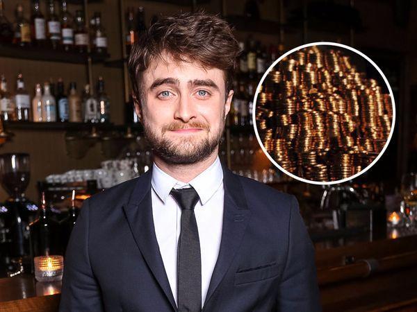 Daniel Radcliffe - Actors Who Have Beaten Alcohol