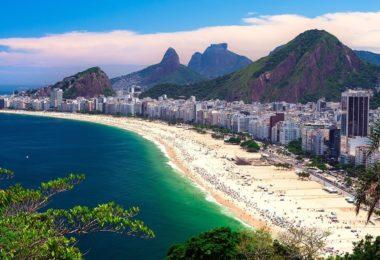 Rio de Janeiro Brazil beach