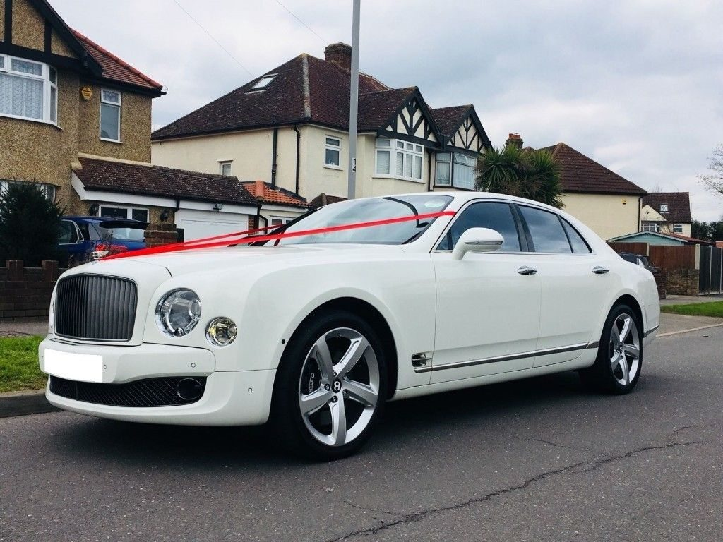 Bentley Mulsanne and Flying Spur