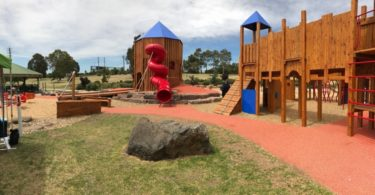 Jack Roper Reserve Adventure Playground Victoria