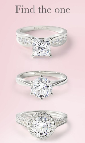 Choose from a beautiful selection of engagement rings and certified diamonds or gemstones in 360° HD